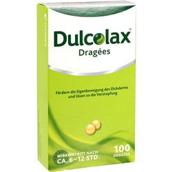 DULCOLAX DRAGEES